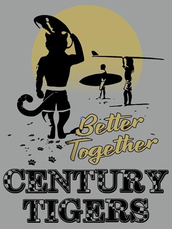 Century Tiger Theme Shirt