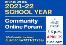 Update on 2021-22 School Year